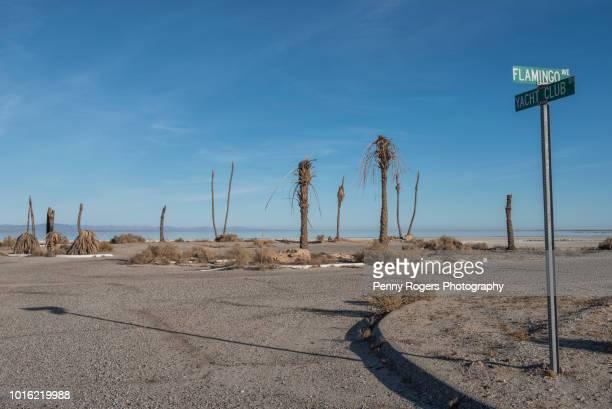 Salton City street corner