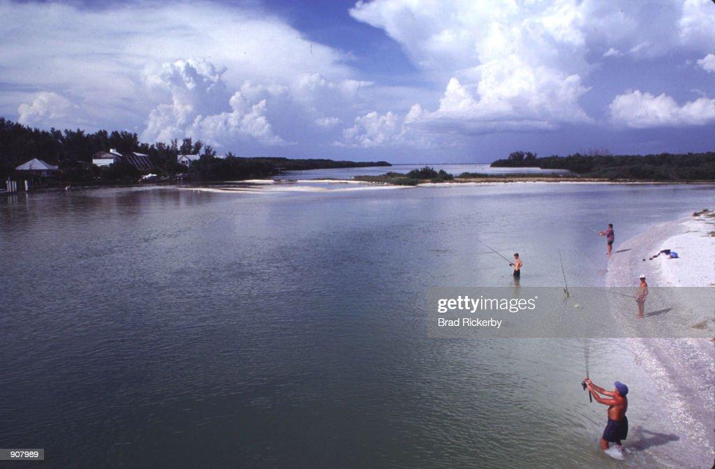 Saltwater fishing... : News Photo