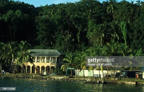 Salute Islands On January 9Th France. Royal Island, Customs House