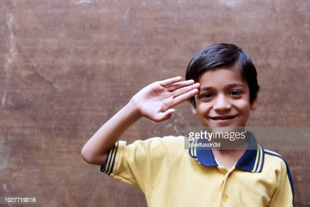 saluting - saluting stock pictures, royalty-free photos & images