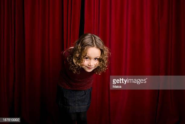 saudar a audiencie - teatro imagens e fotografias de stock