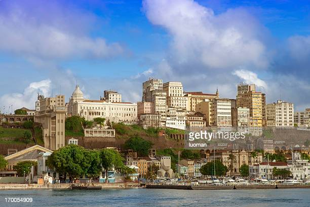 salvador, bahia´s capital - bahia state stock pictures, royalty-free photos & images