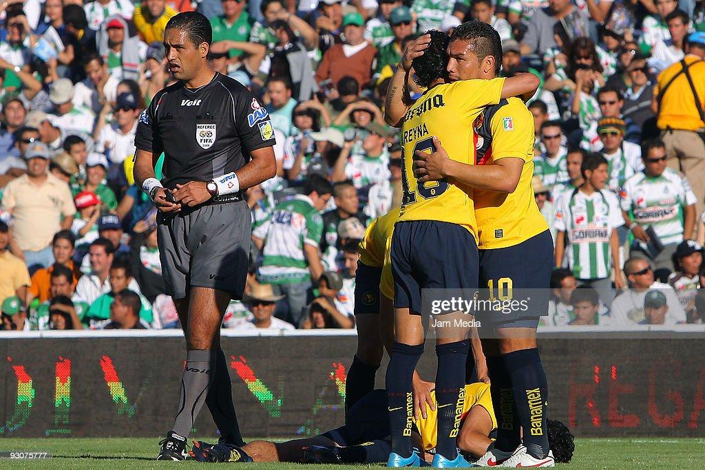 Santos Laguna v Aguilas del America - Apertura 2009