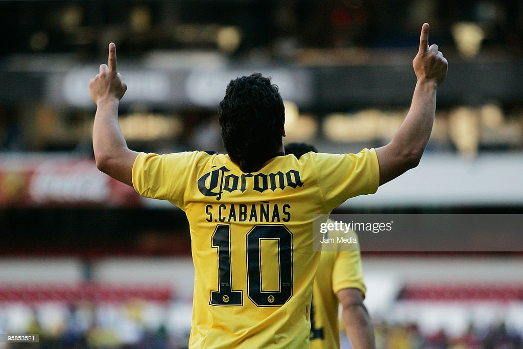 America v San Luis - Clausura 2010