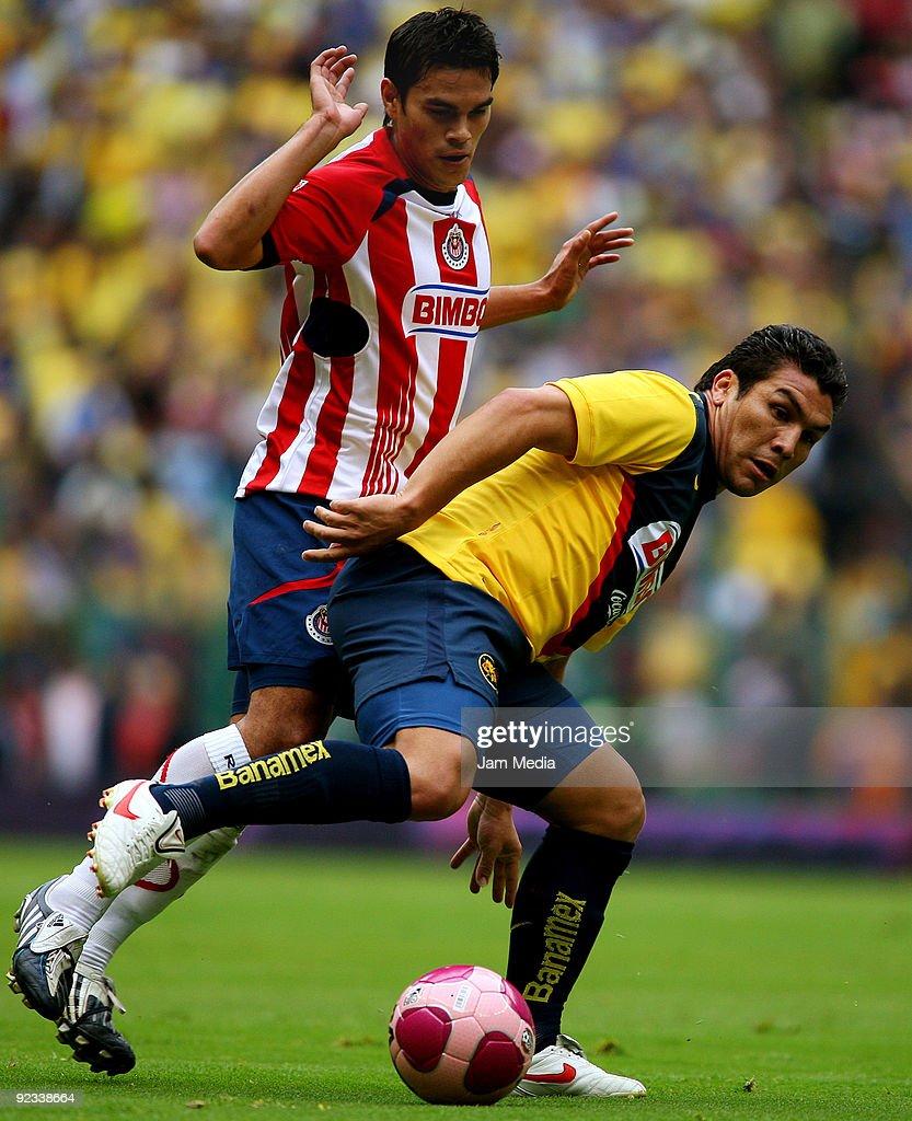 America v Chivas de Guadalajara - Apertura 2009