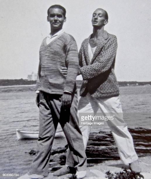 Salvador Dalí and Federico García Lorca in Cadaqués Found in the Collection of Fundació Gala Salvador Dali Figueres