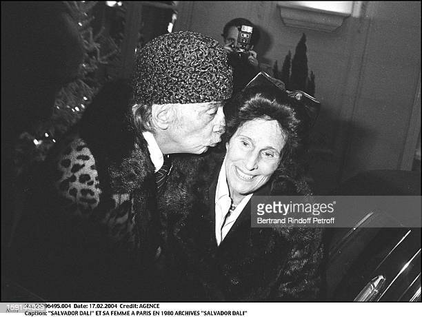 Gala Dalí Pictures and Photos - Getty Images