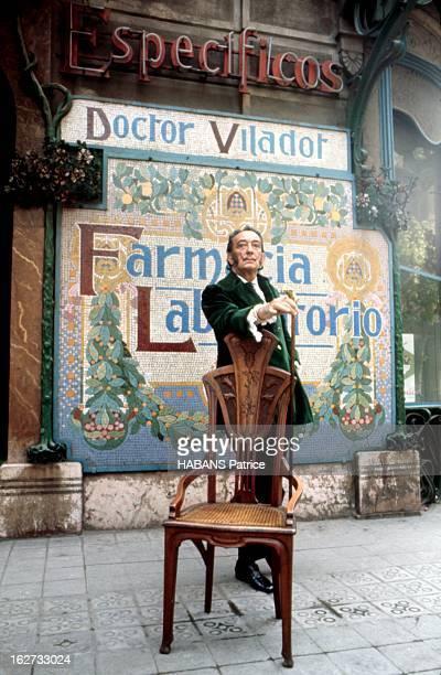 From Barcelona To Paris Salvador DALI nous présente le Barcelone qui fascina son enfance le Barcelone du 'Modernisme'