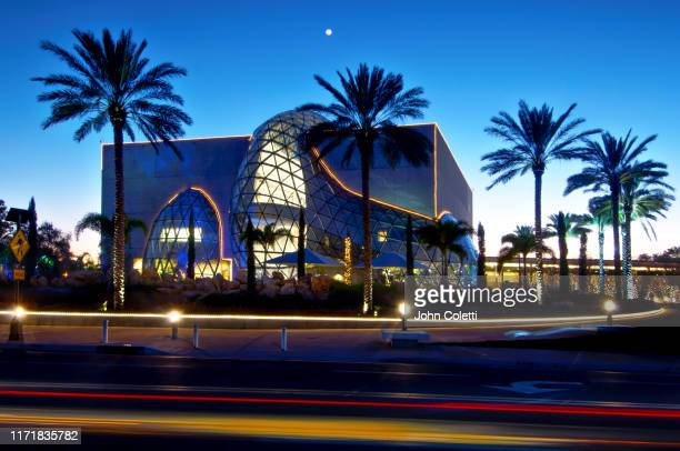 salvador dali museum, saint petersburg, florida - st. petersburg florida stock pictures, royalty-free photos & images