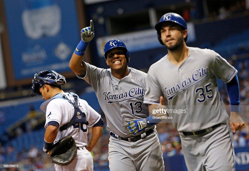 Kansas City Royals v Tampa Bay Rays : News Photo