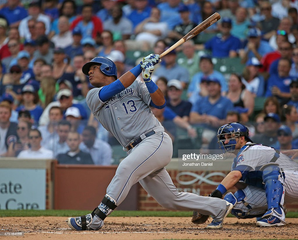 Kansas City Royals v Chicago Cubs