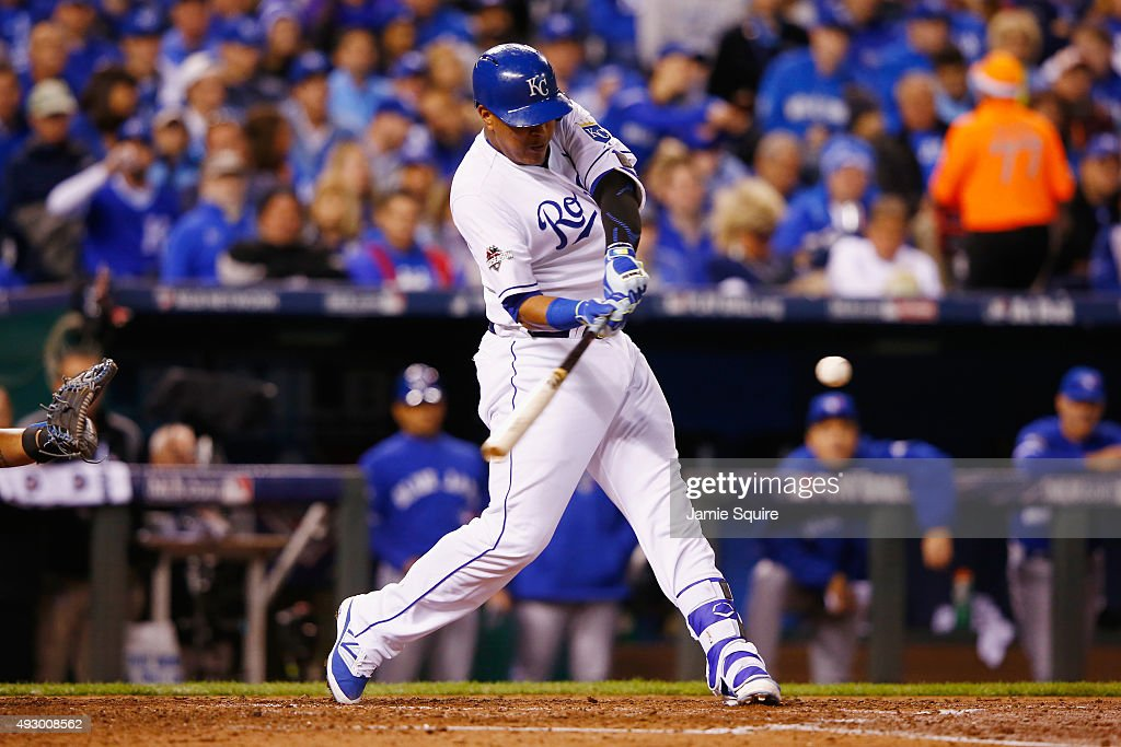 League Championship - Toronto Blue Jays v Kansas City Royals - Game One