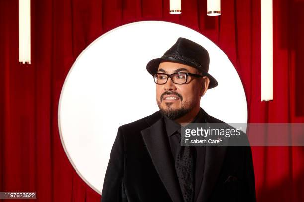 Salvador Pérez Jr attends the 22nd Costume Designers Guild Awards at The Beverly Hilton Hotel on January 28 2020 in Beverly Hills California