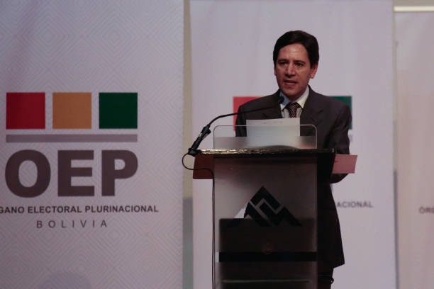 BOL: Luis Arce Officially Announced a Bolivia's New President