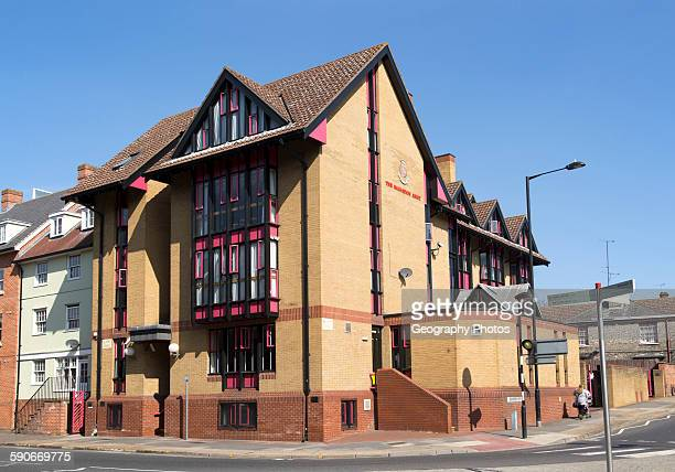 Salvation Army hostel building Ipswich Suffolk England UK