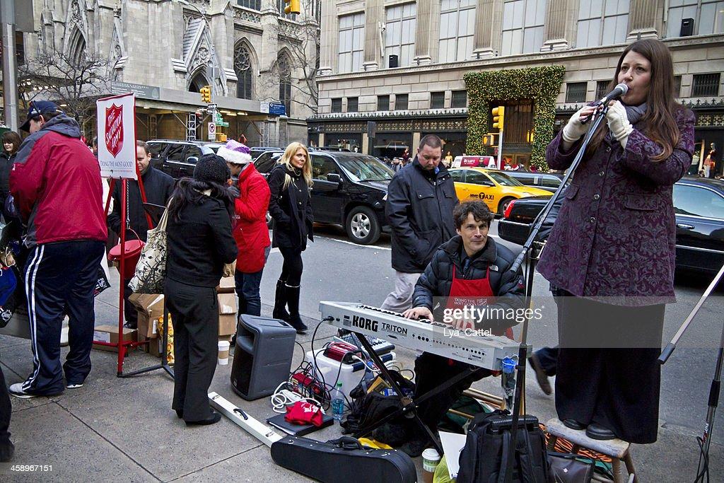 Salvation Army NYC # 2 XXL : Stock Photo