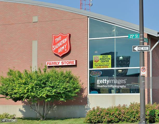 salvation army, omaha - salvation army stock photos and pictures