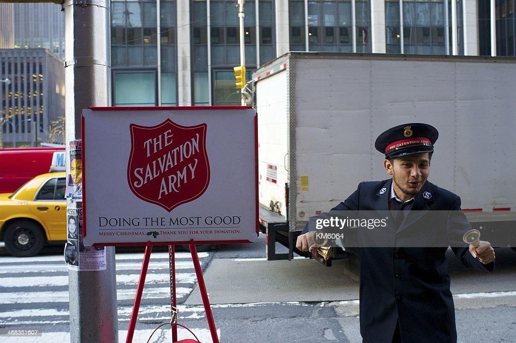 Salvation Army : Stock Photo
