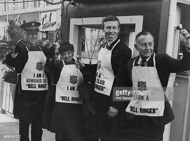 DEC 10 1971 DEC 11 1971 DEC 12 1971 Salvation Army Recruits Numerous Volunteers About 350 men from service clubs and volunteers from other Denverarea...
