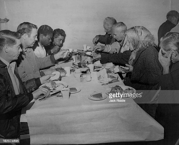 DEC 25 1968 DEC 26 1968 Salvation Army's Christmas Meal