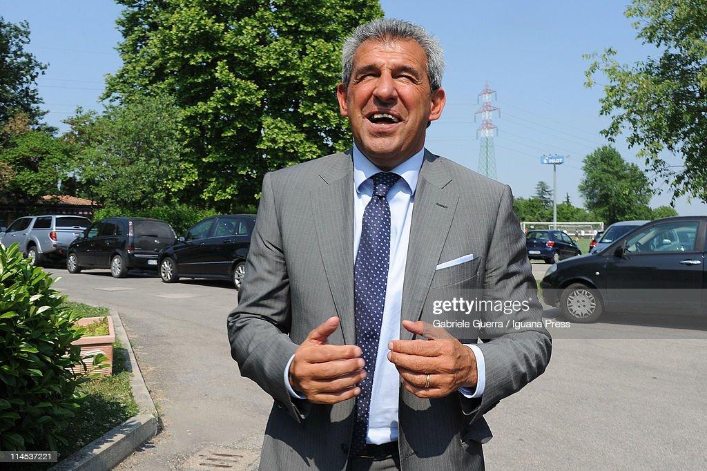 FC Bologna Unveils Salvatore Bagni As New Team Manager Photos and ...