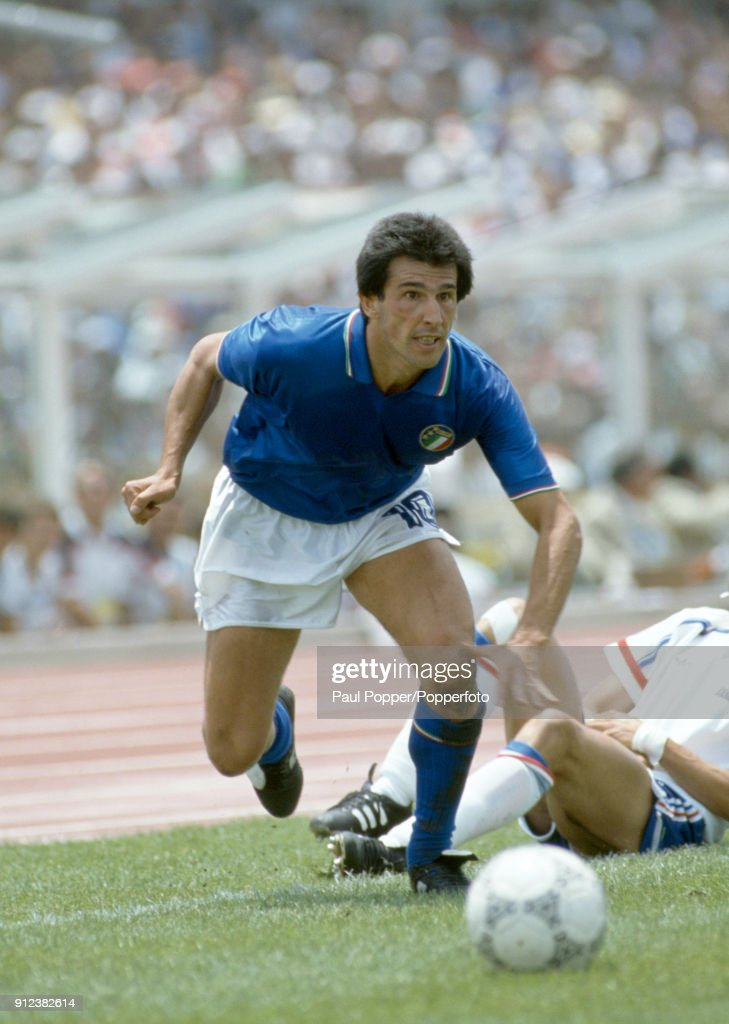 1986 World Cup - Italy v France Pictures   Getty Images
