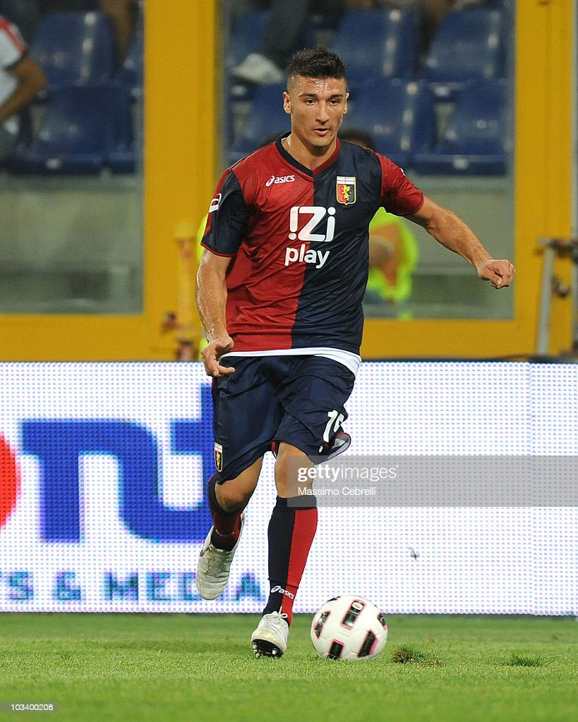 Genoa v Athletic Bilbao - Pre-Season Friendly