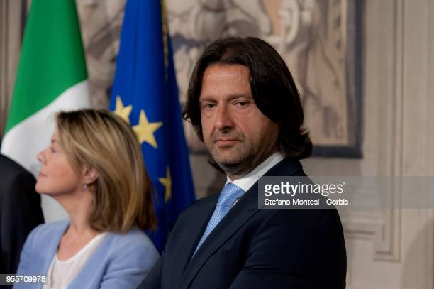 Salvatore Caiata Vice President of the Mixed Group and Coordinator of the component 'MAIEMovimento Associativo Italiani all'Estero' of the Chamber of...