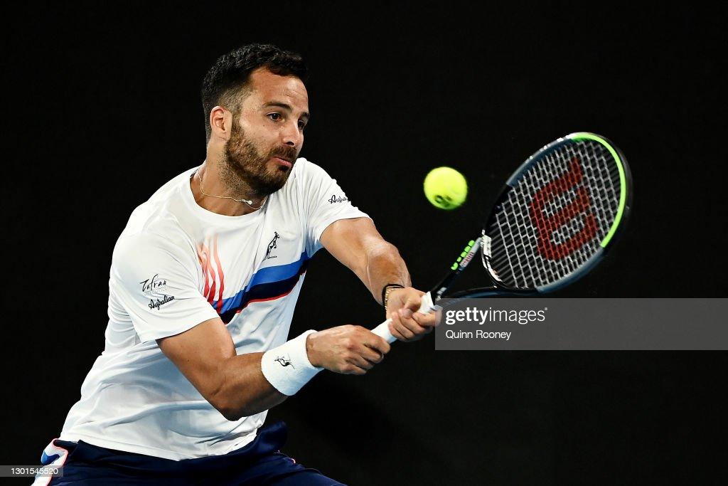 2021 Australian Open: Day 4 : News Photo