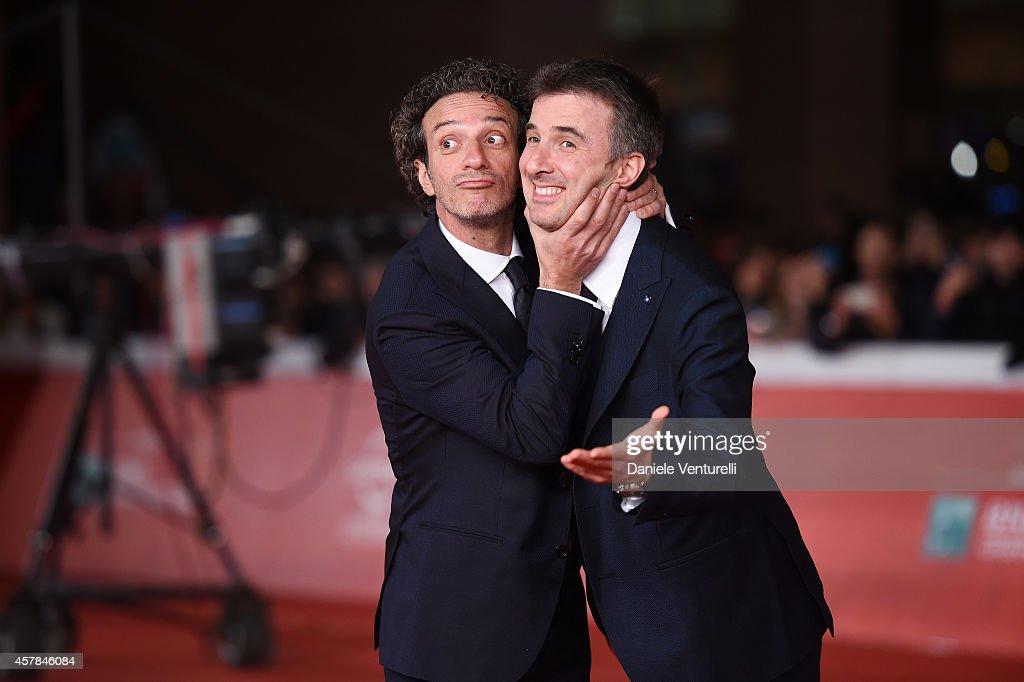 'Andiamo A Quel Paese' Red Carpet - The 9th Rome Film Festival