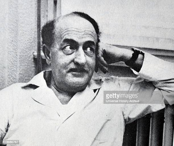 Salvatore Quasimodo 1901 – 1968 Italian author and poet In 1959 he won the Nobel Prize for Literature for his lyrical poetry