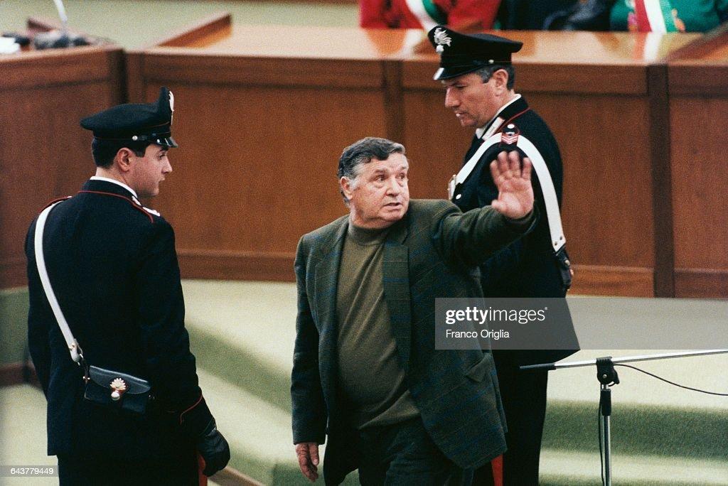 Cosa Nostra - Italian Mafia : News Photo