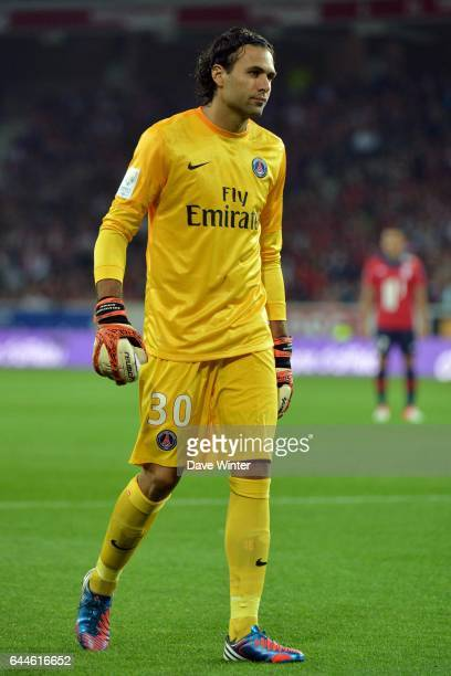 Salvatore SIRIGU Lille / PSG 4e journee de Ligue 1 Photo Dave Winter / Icon Sport