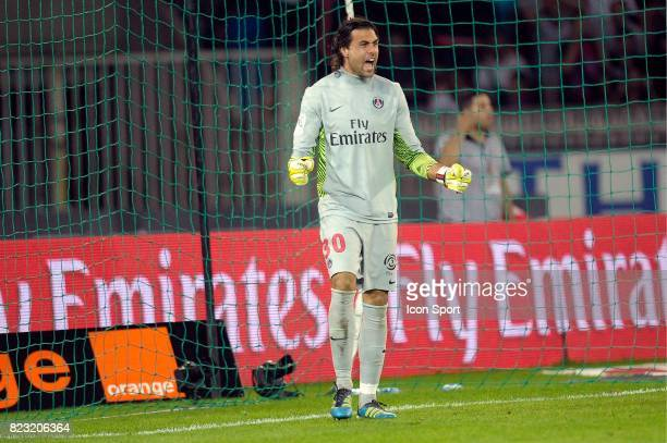 Salvatore SIRIGU Paris Saint Germain / Lyon 9e journee Ligue 1