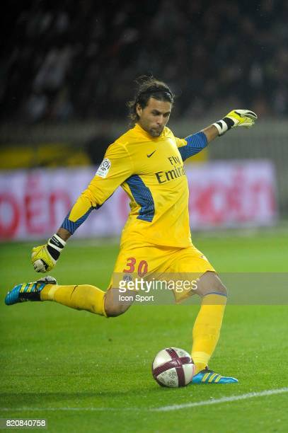Salvatore SIRIGU Paris Saint Germain / Lorient 1ere journee Ligue 1