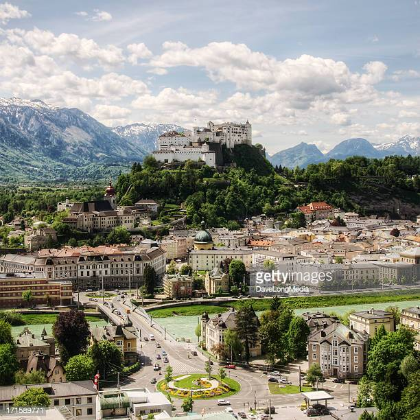 salzburg austria - salzburger land stock pictures, royalty-free photos & images