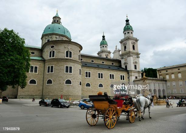 CONTENT] Salzburg Dome is where Mozart baptised It is also the center piece of the renown annual Salzburg Music Festival