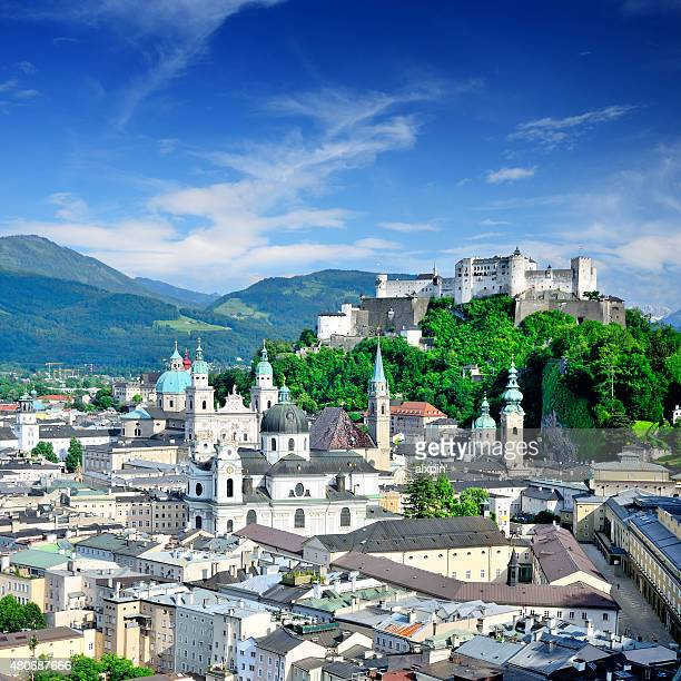 salzburg - salzburger land stock pictures, royalty-free photos & images