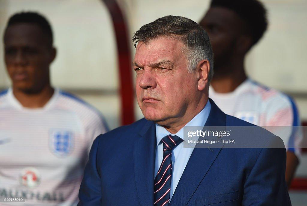 Slovakia v England: 2018 FIFA World Cup Qualifier : News Photo