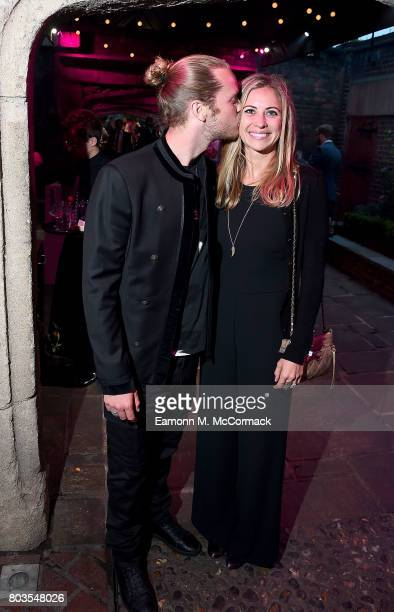 Sam and Holly Branson host the annual WTA PreWimbledon Party at The Roof Gardens Kensington on June 29 2017 in London United Kingdom