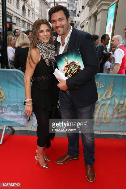 Sam Attwater attends the press night performance of 'The Wind In The Willows' at the London Palladium on June 29 2017 in London England