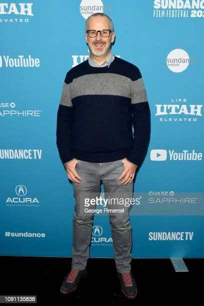 Sam Bain attends the Corporate Animals Premiere during the 2019 Sundance Film Festival at Eccles Center Theatre on January 29 2019 in Park City Utah
