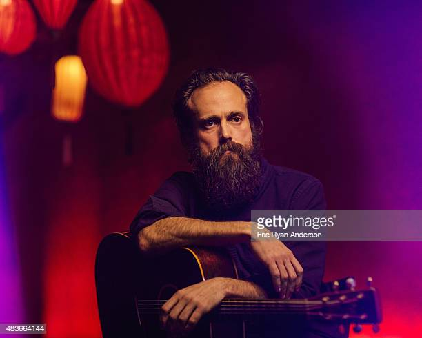 Sam Beam of Iron & Wine is photographed for The Great Discontent on February 20, 2015 in Chapel Hill, North Carolina.