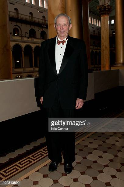 Sam Beard poses for a photo during the 38th Annual Jefferson Awards at National Building Museum on June 22 2010 in Washington DC