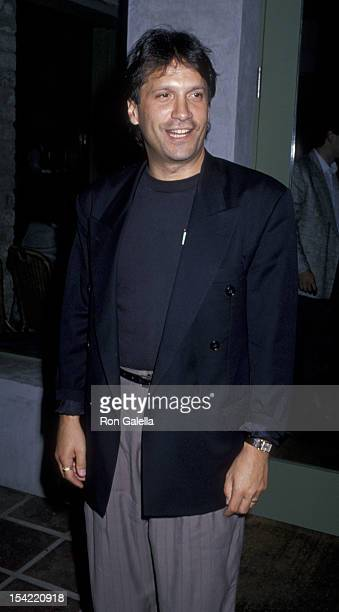 Sam Behrens attends CBS TV Press Tour on January 14 1990 at Campenelli Restaurant in Los Angeles California