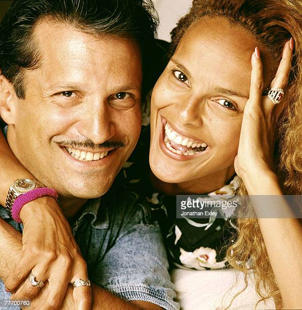 Sam Behrens Shari Belafonte 06/00/1990 Various Jonathan Exley Celebrity Archives