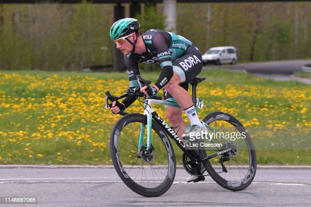 Sam Bennett of Ireland and Team Bora-Hansgrohe / during the 73rd Tour de Romandie 2019, Stage 3 a 160km stage from Romont to Romont 776m / #TDR2019 /...