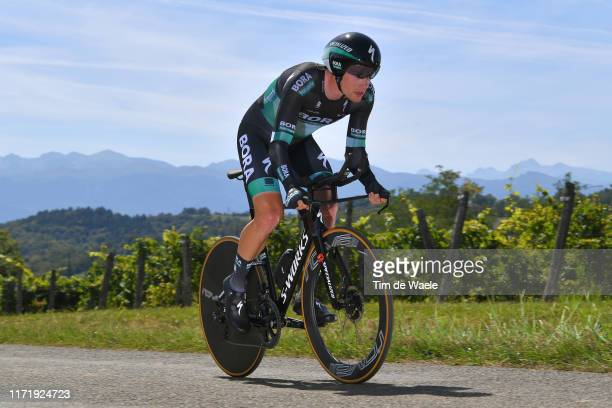Sam Bennett of Ireland and Team Bora-Hansgrohe / during the 74th Tour of Spain 2019, Stage 10 a 36,2 Individual Time Trial stage from Jurançon to Pau...