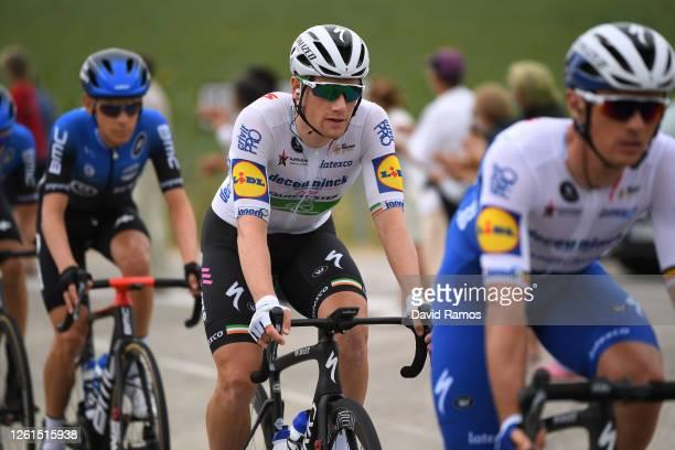 Sam Bennett of Ireland and Team Deceuninck - Quick-Step / during the 42nd Vuelta a Burgos 2020, Stage 1 a 157km stage from Burgos to Burgos - Alto...