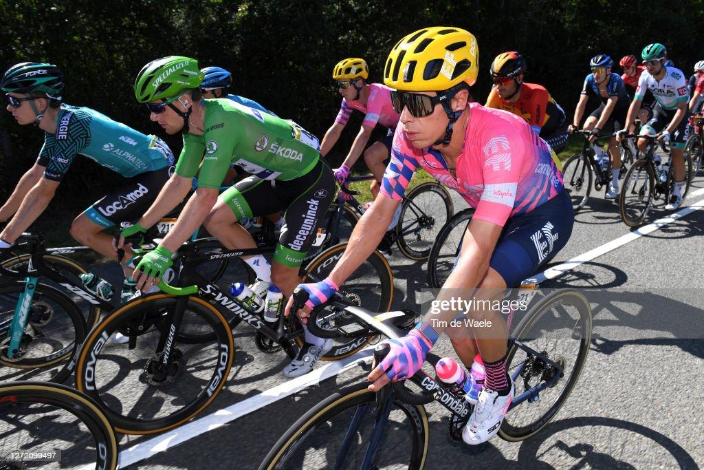 107th Tour de France 2020 - Stage 14 : News Photo